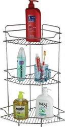 2011 AB-434 Modern & Fashionable Metal Bathroom Shelf
