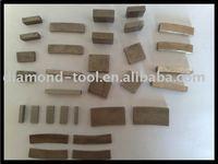 diamond blade segments for marble saw blade (guangzhou)