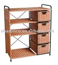 rattan cabinet/rattan chest/rattan furniture/wicker furniture with latest design