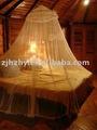King size cama dobrada rededemosquito na cúpula/cama de casal rededemosquito