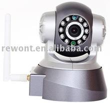 WPA Wireless WiFi IP Internet/Surveillance Camera with Angle Control