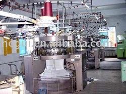 Circular Jacquard Knitting Machine