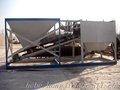 arena de lavado de la máquina