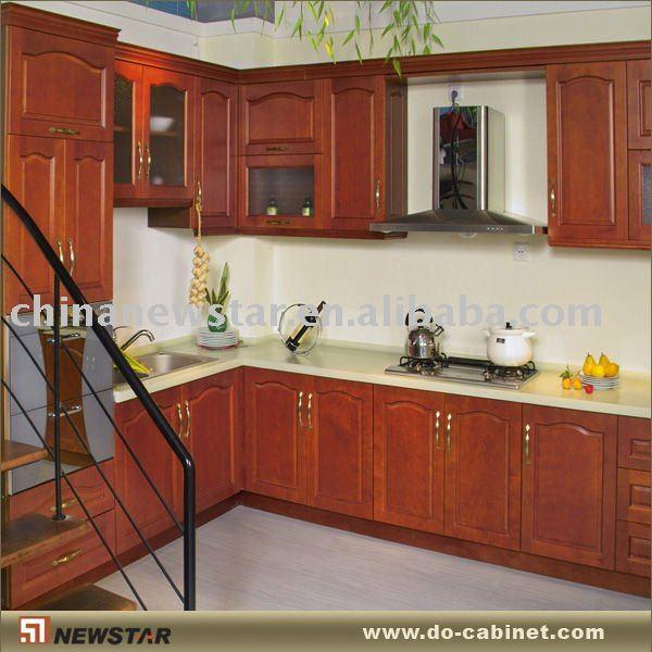 Ch ne rouge modual armoires de cuisine armoire de cuisine for Voir des modeles de cuisine
