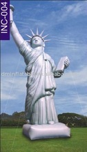 promotional inflatable, advertising inflatable, inflatable cartoon Statue of Liberty