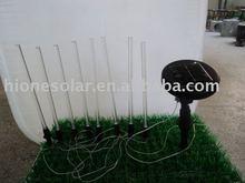 Acrylic Solar Garden Decorator Lamp