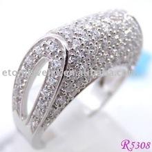 2011 Fashion Silver Jewelry --- Ring(R5308)