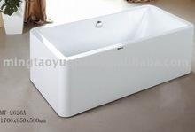 full automatic constant temperature classical bathtub MT-2626A