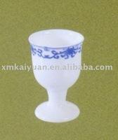 Fine china ceramic wine cup
