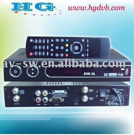best software EVO XL Satellite Receiver