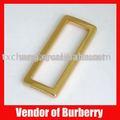 Modificado para requisitos particulares oro anillo para el cuero bolsa ZJ-MR59816