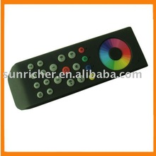 smart led rgb remote control , touch wheel remote control