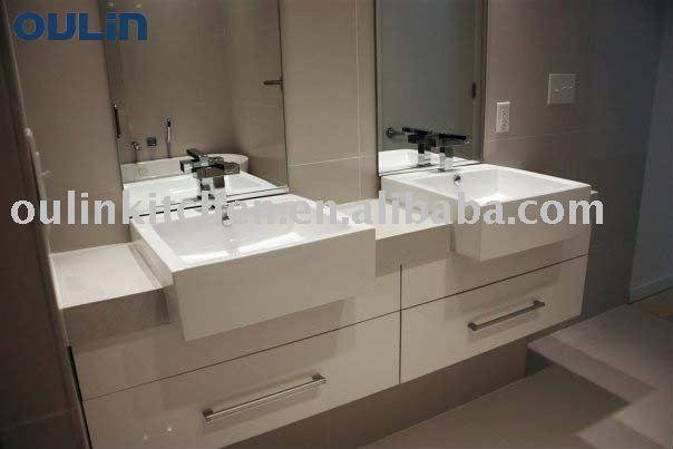 2011 nova modular brancos do banheiro pias e armários, Cozinha móveis ( E1   -> Armario Banheiro Modular
