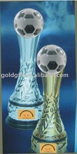 trophy soccer cup