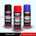 De la mano- spray de acrílico pintura de aerosol