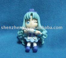 plastic cartoon figure toy