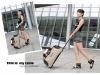 Ladies wheeled travel bag