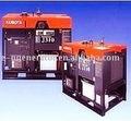 Tipo silent kubota motor gerador diesel