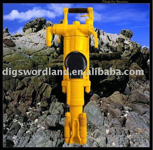 yt29a underground mining rock Underground Mining Tools