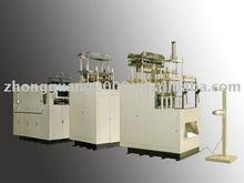 ZG-650-B FULL AUTOMATIC PLASTIC PLATE FORMING MACHINE