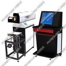 Laser del CO2 de PVC máquina de la marca