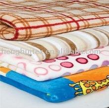 Coral Fleece Fabric Printed