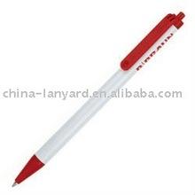 plastic disposable ballpoint pen