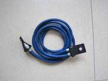 blue strong elastic bungee loop bungee cord