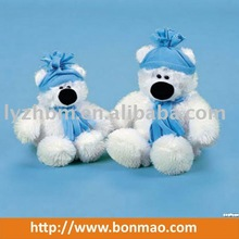 Plush stuffed soft toy bird