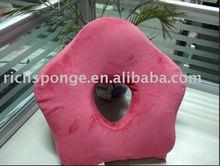 Little fairy memory foam art cushion
