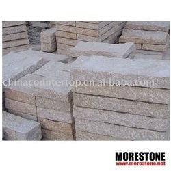 China granite g363 curbstone , chinese granite g363 kerbstone , natural granite g363 border stone