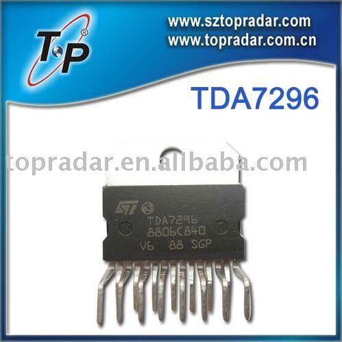 tda7296 интегральных микросхем