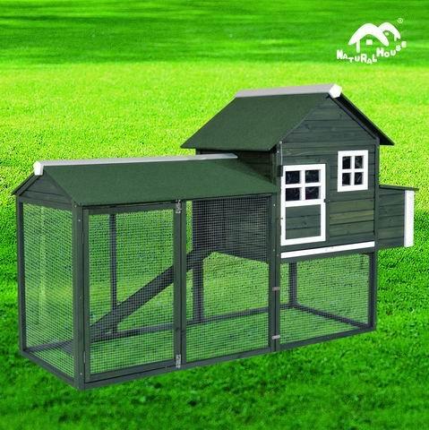 Item no. WCH-2020 Wooden Chicken Coop
