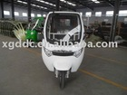 three wheel motorcycle, electric taxi