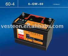 maintenance free automotive car battery 100A