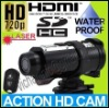720P HD HEMI helmet mounted camera