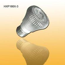 3*2w high power led light bulb MR16 GU10 E27 GU5.3 factory direct sale good quality
