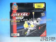 metal diy toys motorbike