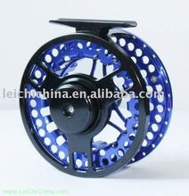 Double Color machine cut fly fishing reel