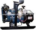 Tipo aberto kubota gerador diesel