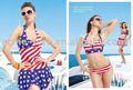 Bikini `2011 Damen der neuen Art reizvoller; Marineartbadeanzug