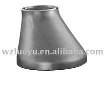 steel butt welded ecc tube reducer