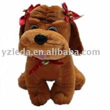animal dog toy/plush and stuffed dog toys