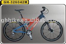 26'' shock mountain bike