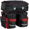high capacity travel bicycle pannier bag