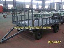 4 wheel utility trailer