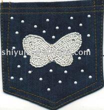heat transfer nailhead stud pocket motif