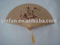craft wood fan