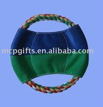 promotion flying disk dog toys frisbee