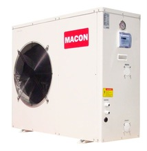 air conditioning heating cooling hot water heat pump water chiller 12Kw scroll compressor